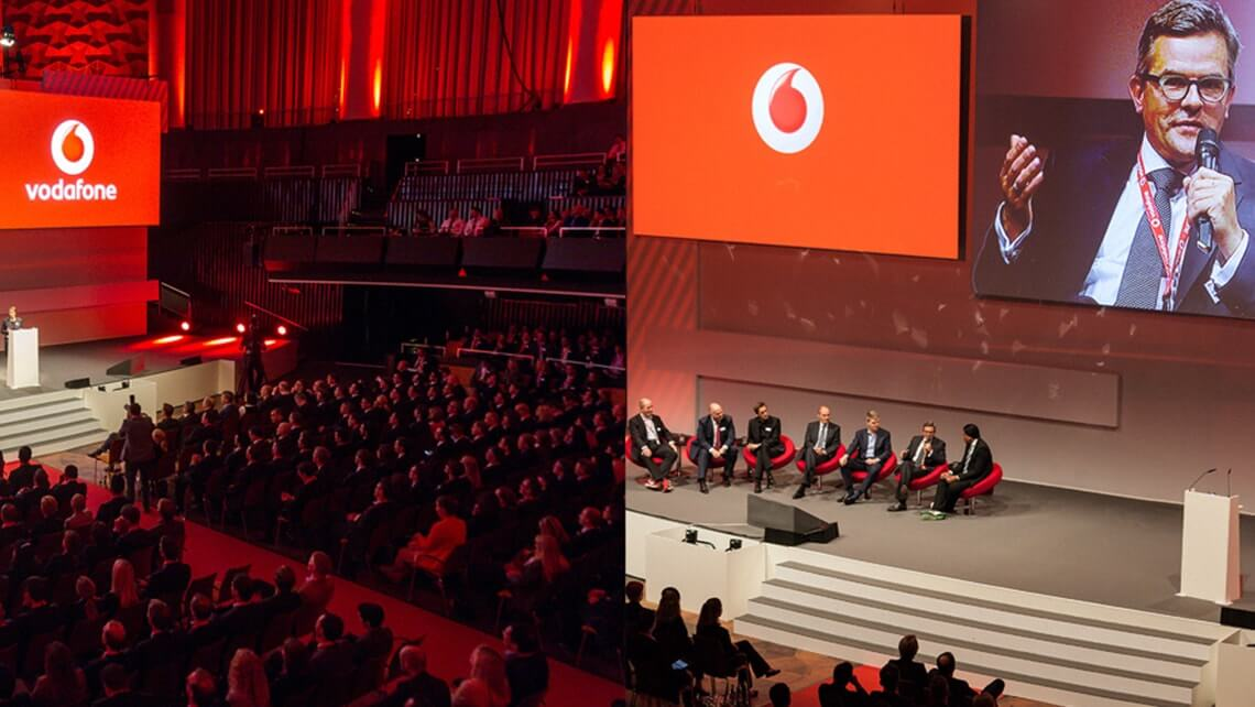 Vodafone Sales Kick-off